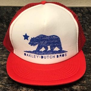 Oakley Dutch Bros Hat